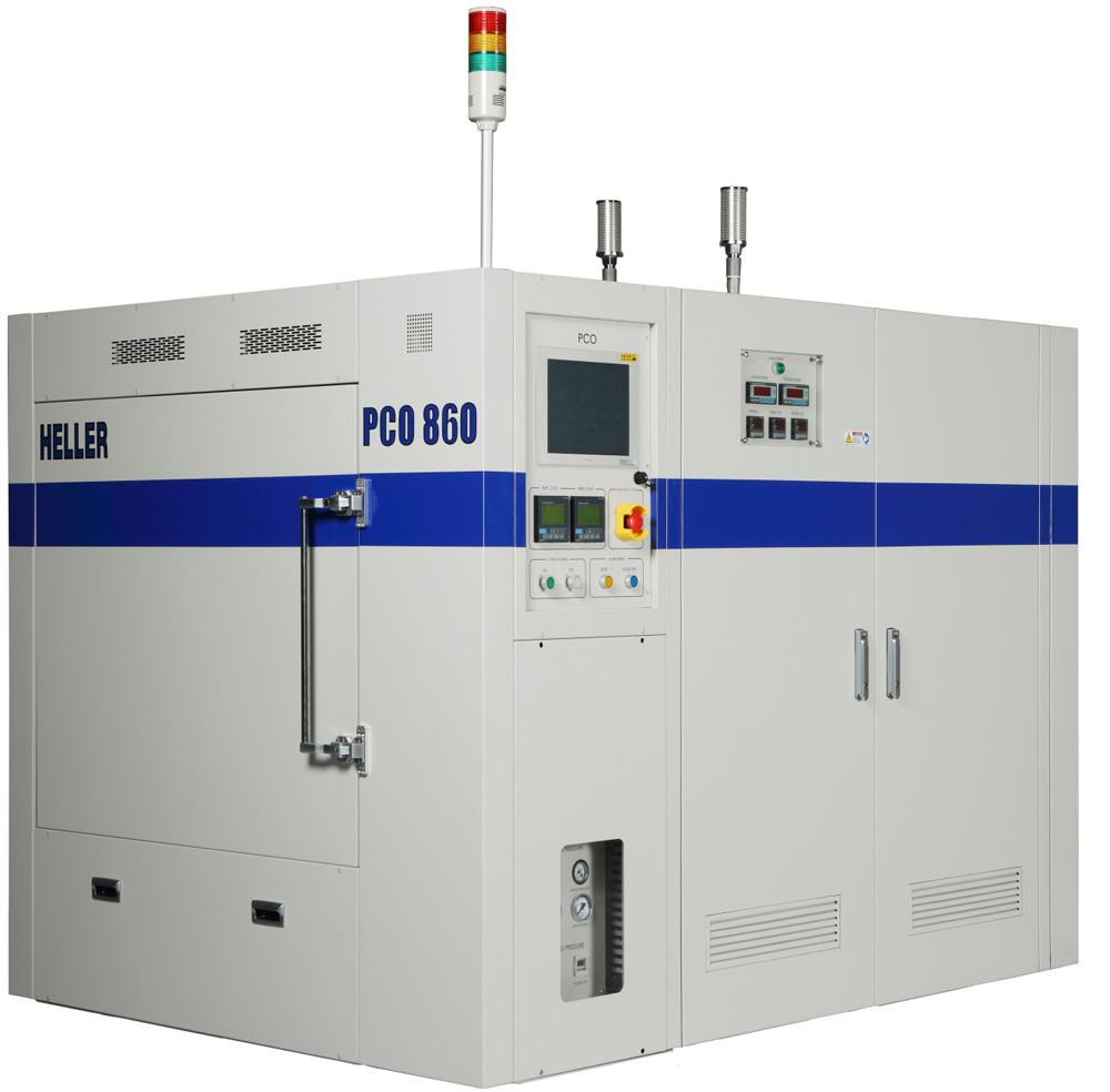 860 Pressure Curing Oven (PCO) photo